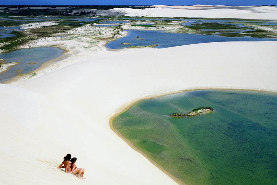 Jericoacoara features in top 10 winter destinations